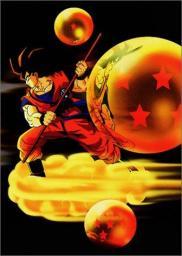 Random Movie Pick - Doragon bôru Z 3: Chikyû marugoto chô kessen 1990 Poster