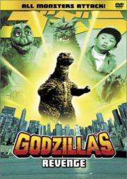 Random Movie Pick - Gojira-Minira-Gabara: Oru kaijû daishingeki 1969 Poster