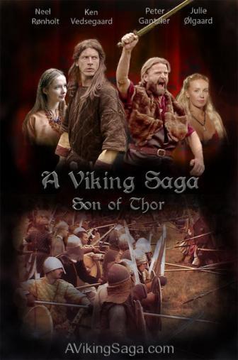 Random Movie Pick - A Viking Saga 2008 Poster