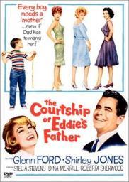 Random Movie Pick - The Courtship of Eddie's Father 1963 Poster