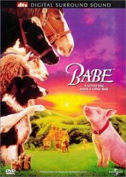 Random Movie Pick - Babe 1995 Poster