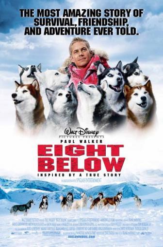 Random Movie Pick - Eight Below 2006 Poster