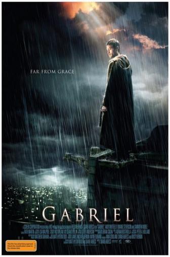 Random Movie Pick - Gabriel 2007 Poster
