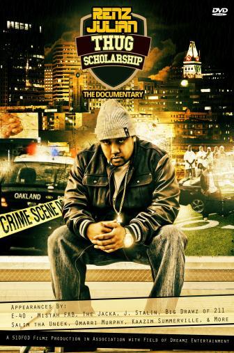 Random Movie Pick - Renz Julian: Thug Scholarship 2015 Poster