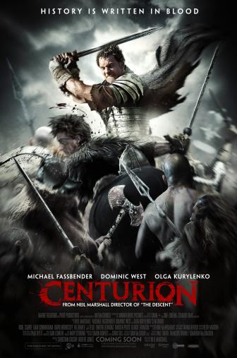Random Movie Pick - Centurion 2010 Poster
