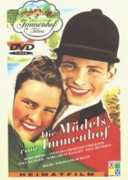 Random Movie Pick - Die Mädels vom Immenhof 1955 Poster