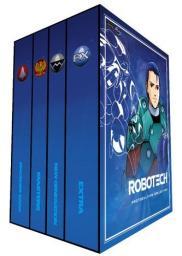 Random Movie Pick - Robotech 1985 Poster