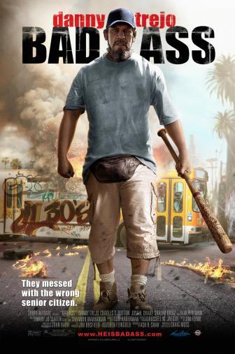 Random Movie Pick - Bad Ass 2012 Poster