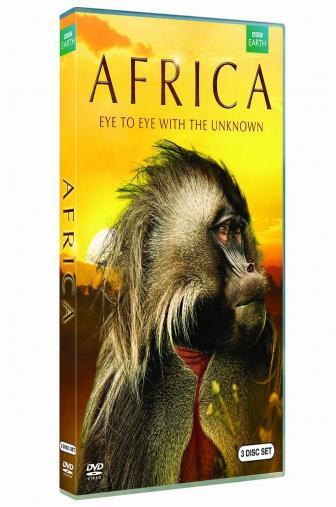 Random Movie Pick - Africa 2013 Poster