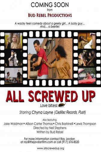 Random Movie Pick - All Screwed Up 2009 Poster