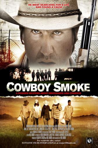 Random Movie Pick - Cowboy Smoke 2008 Poster
