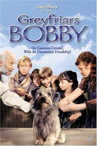 Random Movie Pick - Greyfriars Bobby: The True Story of a Dog 1961 Poster