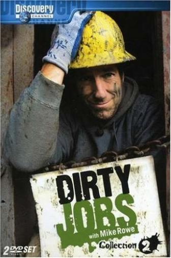 Random Movie Pick - Dirty Jobs 2007 Poster