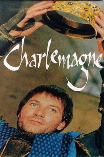 Random Movie Pick - Charlemagne, le prince à cheval 1993 Poster
