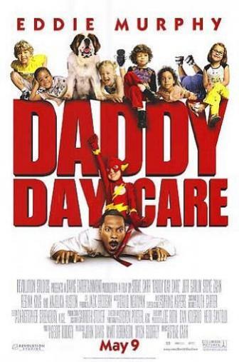 Random Movie Pick - Daddy Day Care 2003 Poster