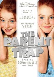 Random Movie Pick - The Parent Trap 1998 Poster