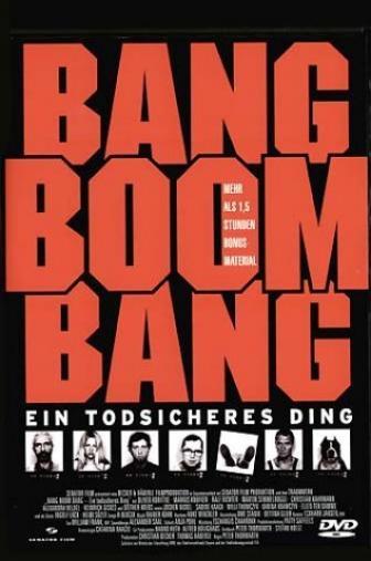 Random Movie Pick - Bang Boom Bang - Ein todsicheres Ding 1999 Poster