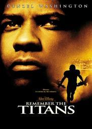 Random Movie Pick - Remember the Titans 2000 Poster