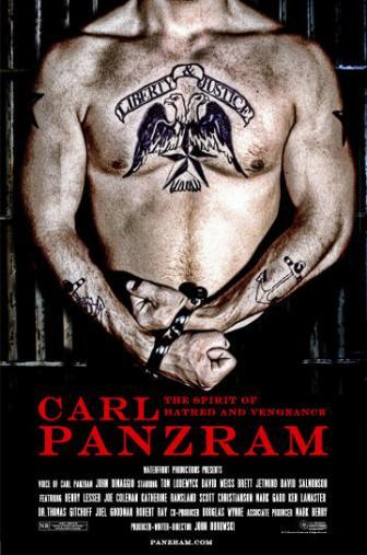 Random Movie Pick - Carl Panzram: The Spirit of Hatred and Revenge 2011 Poster