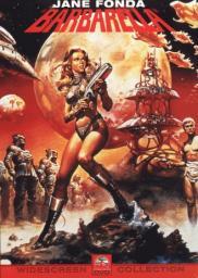 Random Movie Pick - Barbarella 1968 Poster