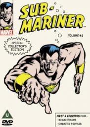 Random Movie Pick - The Sub-Mariner 1966 Poster