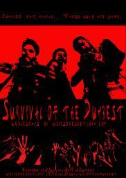 Random Movie Pick - Survival of the Dumbest 2012 Poster