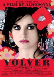 Random Movie Pick - Volver 2006 Poster