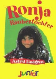 Random Movie Pick - Ronja Rövardotter 1984 Poster