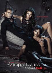 Random Movie Pick - The Vampire Diaries 2009 Poster