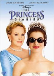 Random Movie Pick - The Princess Diaries 2001 Poster