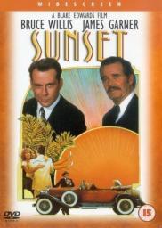 Random Movie Pick - Sunset 1988 Poster