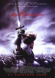 Random Movie Pick - Joan of Arc 1999 Poster