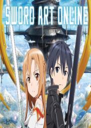 Random Movie Pick - Sword Art Online 2012 Poster