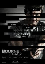 Random Movie Pick - The Bourne Legacy 2012 Poster