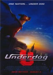 Random Movie Pick - Underdog 2007 Poster