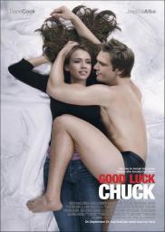 Random Movie Pick - Good Luck Chuck 2007 Poster