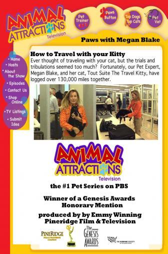 Random Movie Pick - Animal Attractions TV 2006 Poster