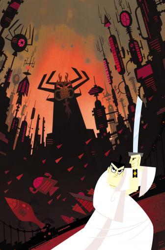 Random Movie Pick - Samurai Jack 2001 Poster