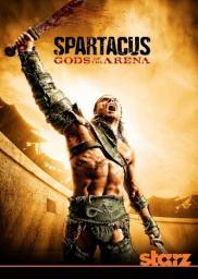 Random Movie Pick - Spartacus: Gods of the Arena 2011 Poster