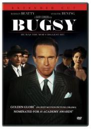 Random Movie Pick - Bugsy 1991 Poster
