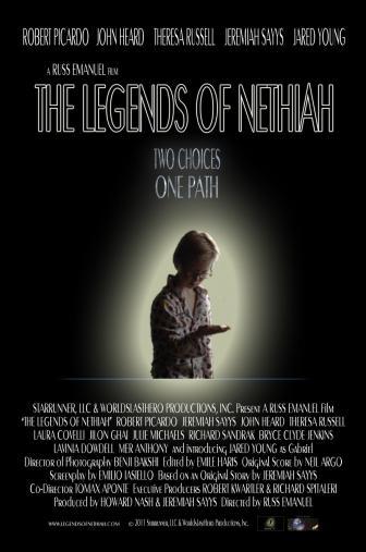 Random Movie Pick - The Legends of Nethiah 2012 Poster