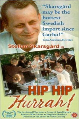 Random Movie Pick - Hip hip hurra! 1987 Poster