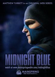 Random Movie Pick - Midnight Blue 2014 Poster