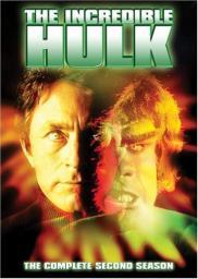 Random Movie Pick - The Incredible Hulk 1978 Poster