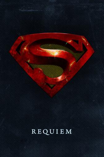 Random Movie Pick - Superman: Requiem 2011 Poster