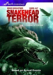 Random Movie Pick - Snakehead Terror 2004 Poster