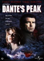 Random Movie Pick - Dante's Peak 1997 Poster