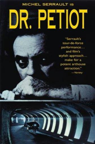 Random Movie Pick - Docteur Petiot 1990 Poster