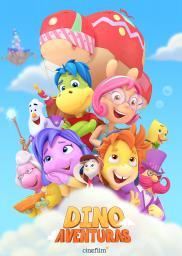 Random Movie Pick - Dino Aventuras 2015 Poster