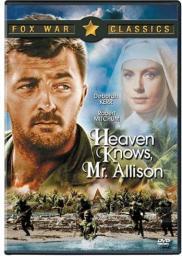 Random Movie Pick - Heaven Knows, Mr. Allison 1957 Poster